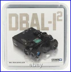 Steiner 9003 Dbal-I2 Green Led Ir Ill Black Laser Sight