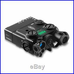 Steiner DBAL-A3 Civilian Visible Green/IR Laser Sight Black 9008 IN STOCK