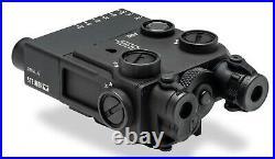 Steiner DBAL-A3 Class 1/3R Civilian Visible Green/IR Laser Sight