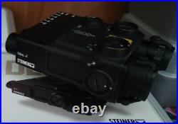Steiner DBAL-A3 Class IIIB Green/IR Laser Sight Black