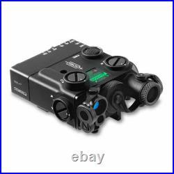 Steiner DBAL-A3 Class IIIa Civilian Visible Green/IR Laser Sight Black 9008