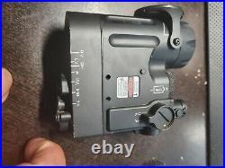 Steiner DBAL-D2 Green/IR Aiming Laser Sight with IR LED Illuminator