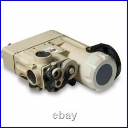 Steiner DBAL-D2 Green/IR Dual Beam Aiming Laser Sight Desert Sand 9002