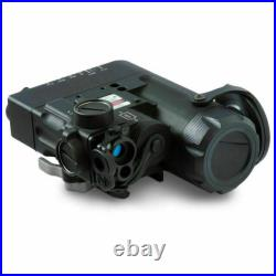 Steiner DBAL-D2 Green/IR Dual Beam Aiming Laser Sight with IR LED Black 9001