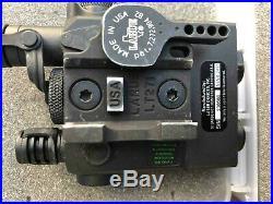 Steiner DBAL-I2 Class 1/3R Civilian Visible Green/IR Laser Sight