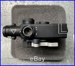 Steiner DBAL-I2 Dual-Beam Green Visible/IR Aiming Laser Sight Black Part # 9003