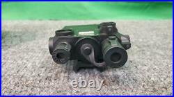 Steiner DBAL-I2 Dual-Beam Green Visible/IR Aiming Laser Sight Black (SS2070170)