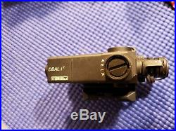 Steiner DBAL-I2 Visible Red/IR Laser Sight