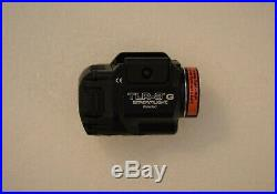 Streamlight TLR-8G 500 Lumen Tactical Light and Green Laser Sight