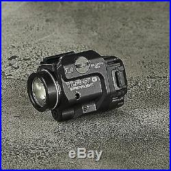 Streamlight TLR-8 G Tactical Weapon Light withLaser Sight, Rail Mounted, 69430
