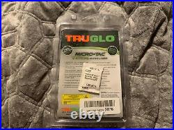 TRUGLO Micro-Tac Micro Tactical Micro Green Laser Sight BRAND NEW