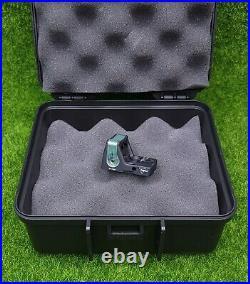 Trijicon RM08G RMR Dual Illuminated 12.9 MOA Green Triangle Sight 700061
