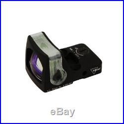 Trijicon RMR Dual-Illuminated Sight 12.9 MOA Green Triangle Reticle, Black RM08G