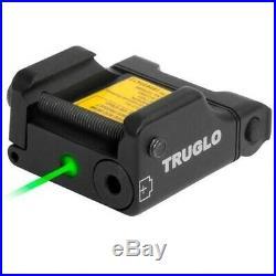 Tru-Glo TG7630G Picatinny/Weaver Rail Micro-Tactical Micro Green Laser Sight