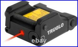 Tru-Glo TG7630R Picatinny/Weaver Rail Micro-Tactical Micro Red Laser Sight