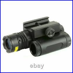 UTG Instant Target Aiming BullDot Compact Green Laser Sight