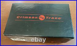 Used Crimson Trace Laserguard Green Laser Sight S&W M&P Shield LG-489G