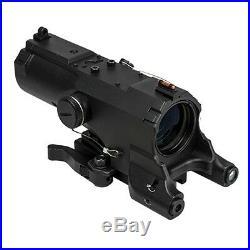 VISM ECO 4x34 Tactical Scope with Laser + Nav Light Fits TIPPMANN X7 Cronus Phenom
