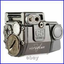 Viridian C5L 100 Yard Range Compact Green Tac Laser and Tactical Light Gun Sight