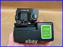 Viridian C5L Green Laser Sight with Tactical Light