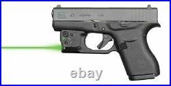 Viridian Reactor R5 Gen 2 Green Laser Sight (Glock 43/43x/48) 920-0036