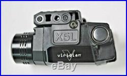 Viridian X5L Gen 2 green Laser Sight + Tactical Light