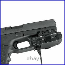 Viridian X5L Gen 3 Battery Laser and Tactical Light Green Gun Sight (For Parts)