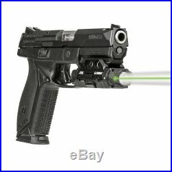 Viridian X5L Gen 3 Green Laser Sight Weapon + Tactical Light + Universal Fit