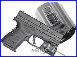 Viridian for Springfield XD/XDM C5L Green Laser Sight Lumen Light TacLoc Holster