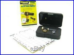 Wheeler 589922 Professional Green Laser Bore Gun Sight Sighter with Battery